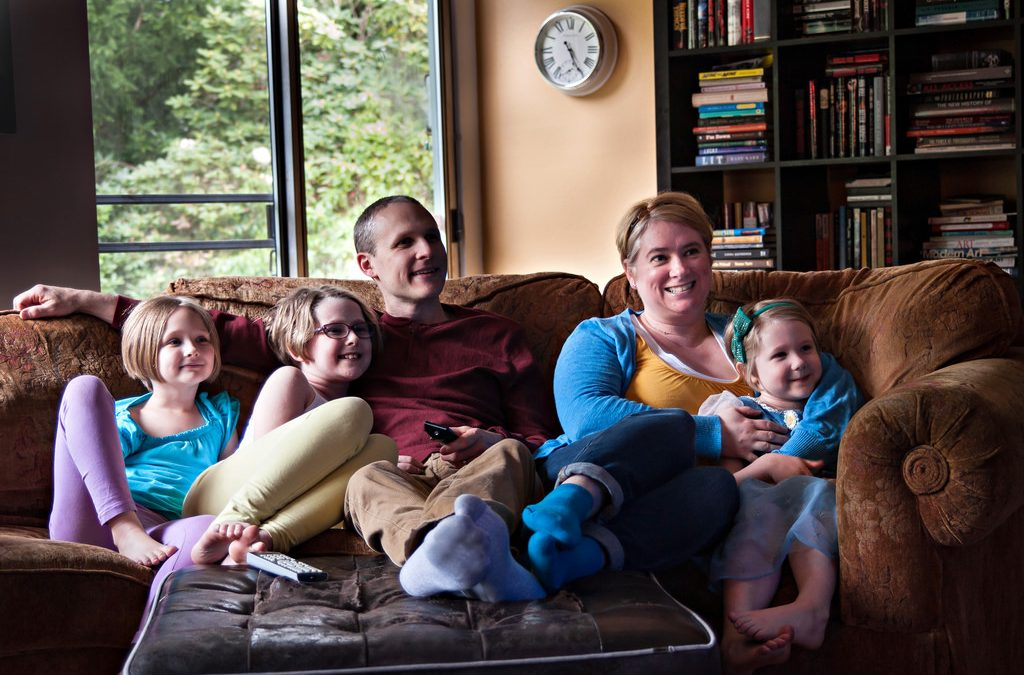Four Great Ideas for the Perfect Family Night