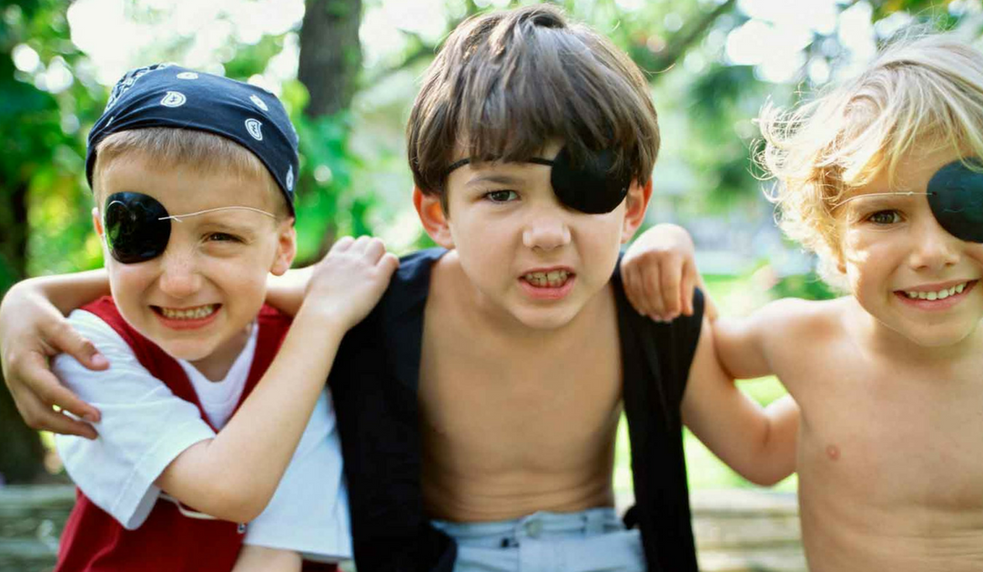 Ahoy There Matey - Let's Have a Pirate Day!