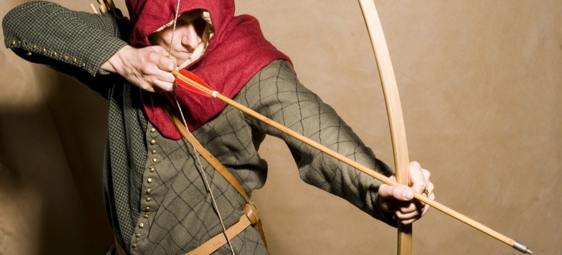 It's All About Medieval Cuisine, Robin Hood and Dragons this Week at Fusion!