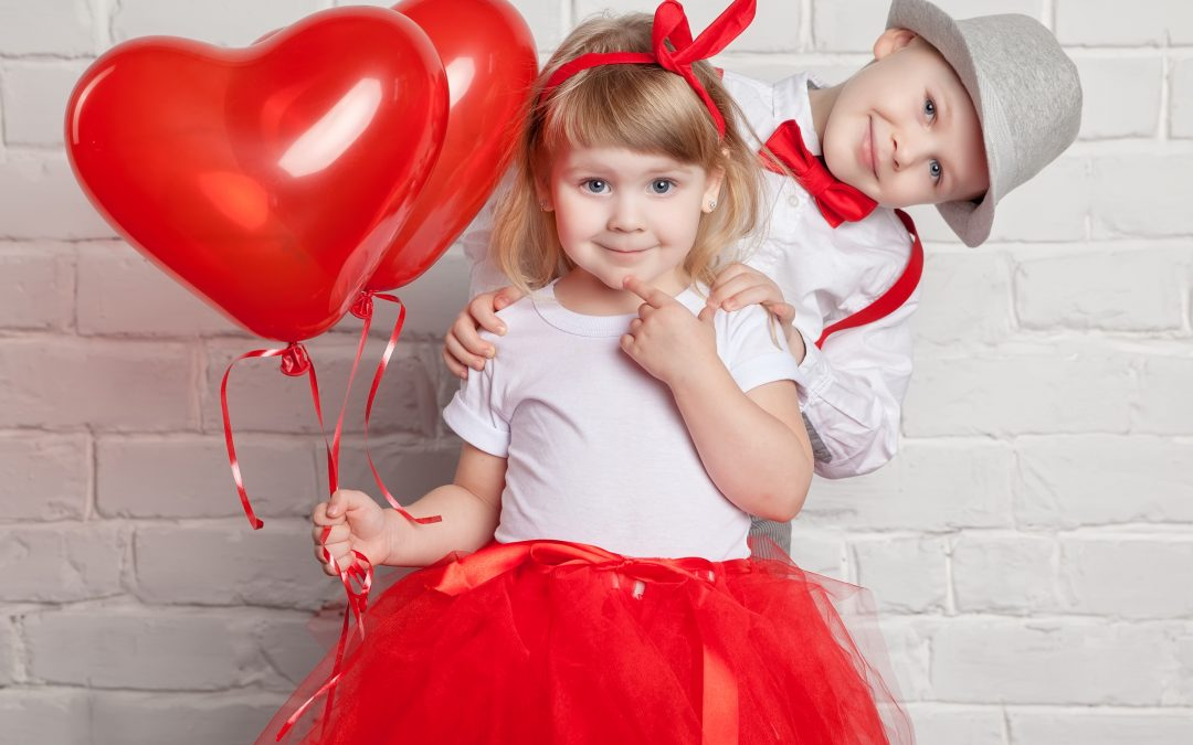 New Ways of Sharing the Love with Little Ones This Valentine's Day